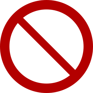 300px-ProhibitionSign2.png